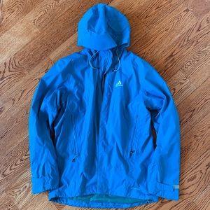 Adidas Climaproof waterproof Jacket M worn once